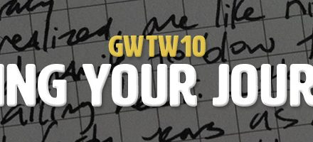 Filling Your Journal (GWTW10)