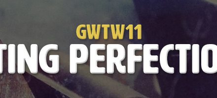 Fighting Perfectionism (GWTW11)