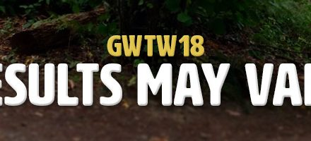 Results May Vary (GWTW18)