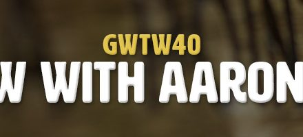 Interview with Aaron Hockley (GWTW40)