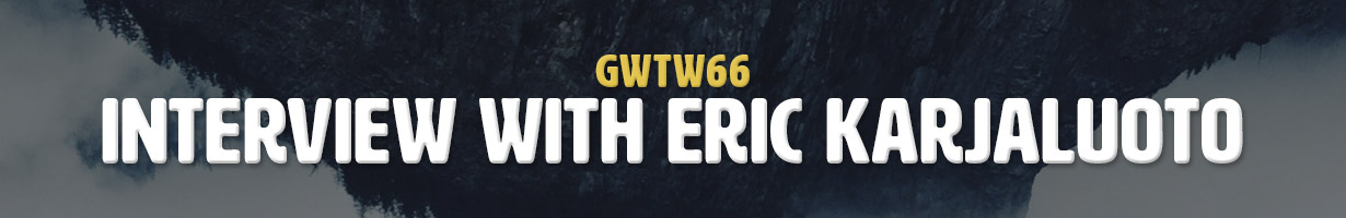 Interview with Eric Karjaluoto (GWTW66)