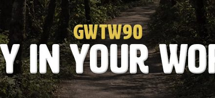 Joy in Your Work (GWTW90)
