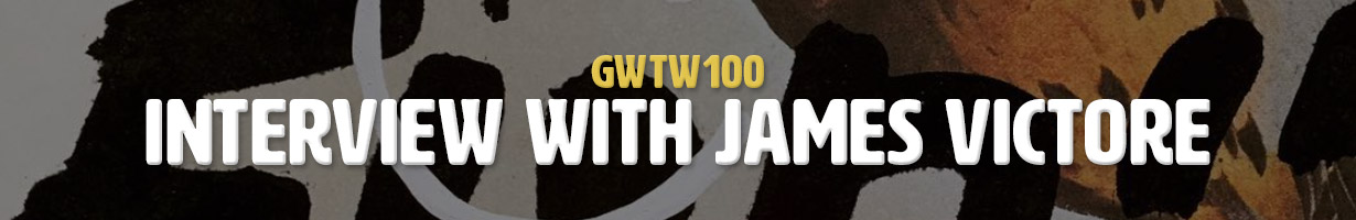Interview with James Victore (GWTW100)