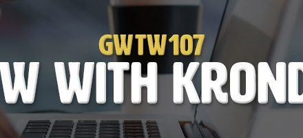 Interview with Kronda Adair (GWTW107)