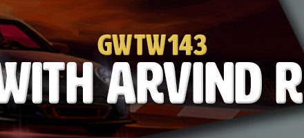 Interview with Arvind Ramkrishna (GWTW143)