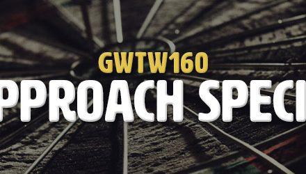 How to Approach Specialization (GWTW160)
