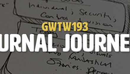 Journal Journeys (GWTW193)