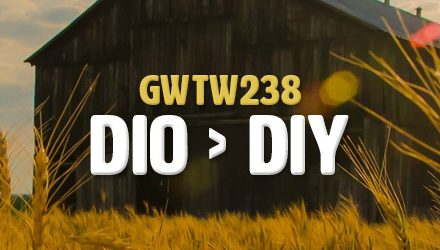 DIO > DIY (GWTW238)