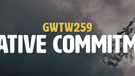 Creative Commitment (GWTW259)