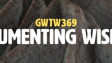Documenting Wisdom (GWTW369)