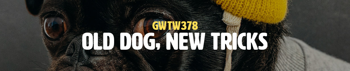 Old Dog, New Tricks (GWTW378)