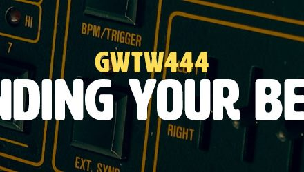 Finding Your Beat (GWTW444)