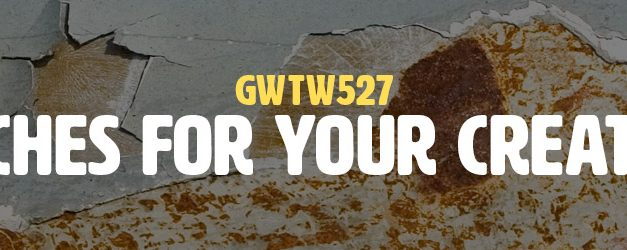 Crutches For Your Creativity (GWTW527)